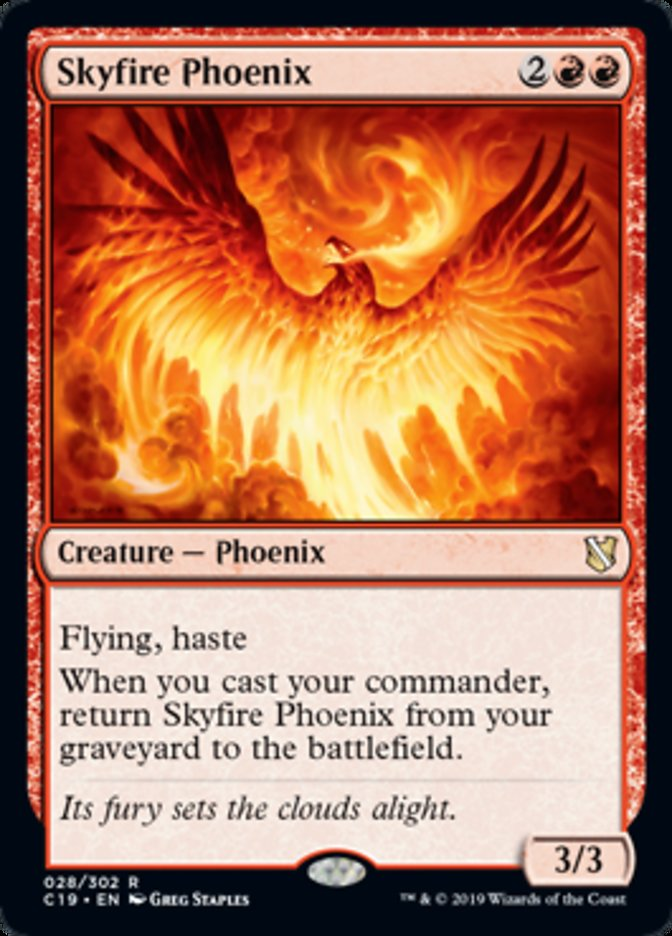 Magic: The Gathering Commander 2019 Previews Reveal 'Greven