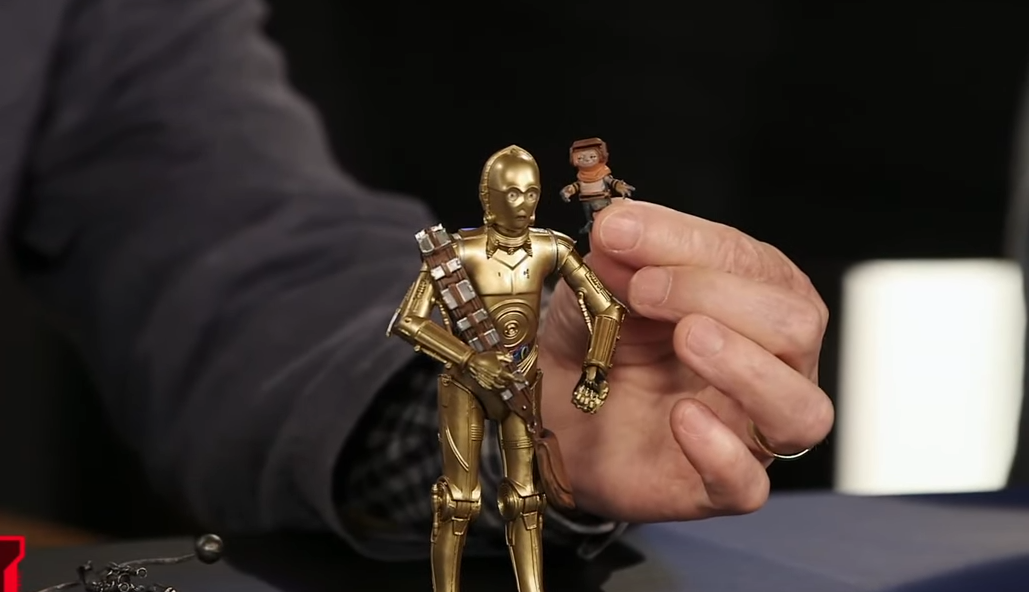 Triple Force Friday Live Stream Reveals Two New Important Characters For Star Wars Episode Ix