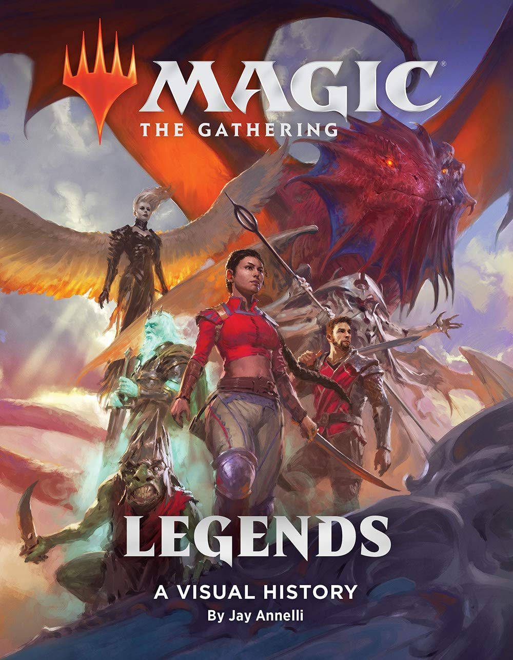 New Magic: The Gathering Art Book is Coming This Year