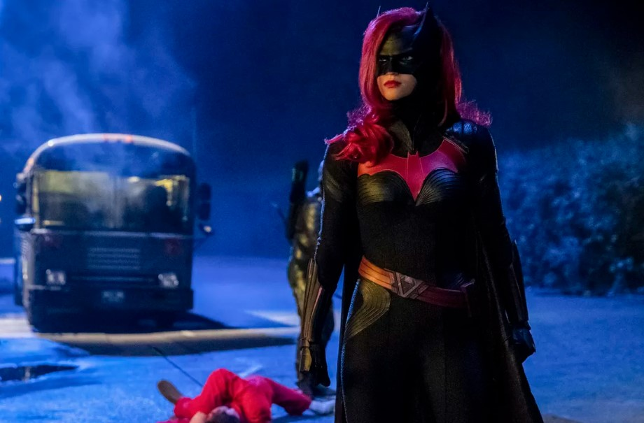 First Look At Javicia Leslie As the New Batwoman