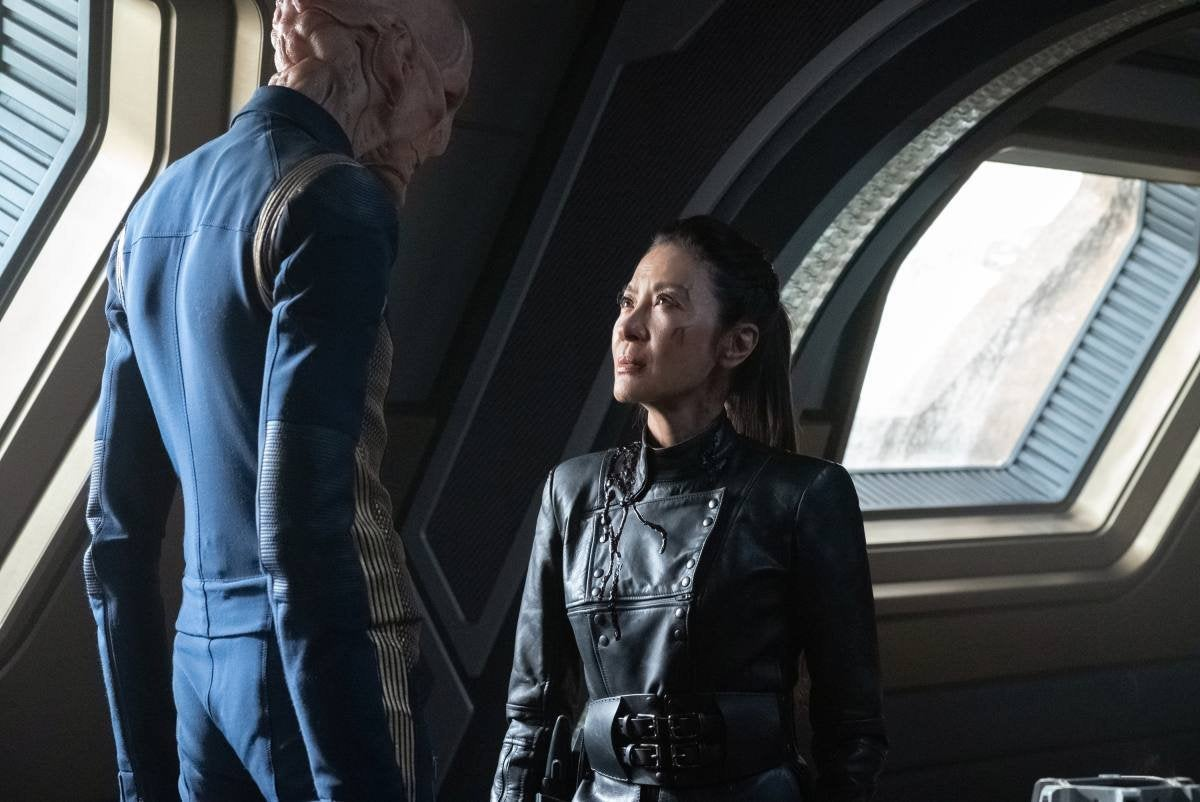 Star Trek: Discovery Renewed for Season 4