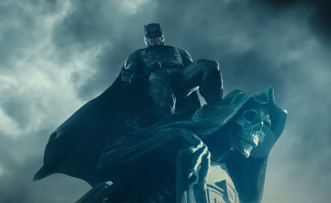 Snyder Cut Batman