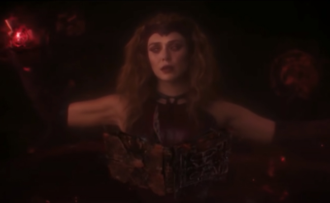 Why Are There Two Wanda's at the End of Wandavision?