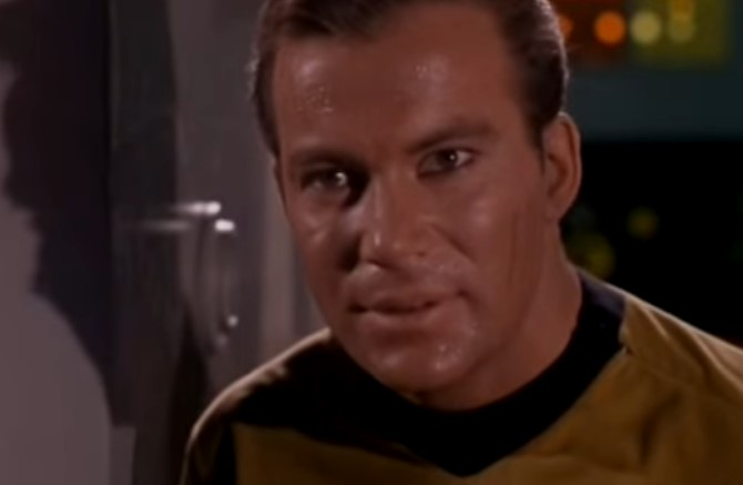 Star Trek Actor William Shatner