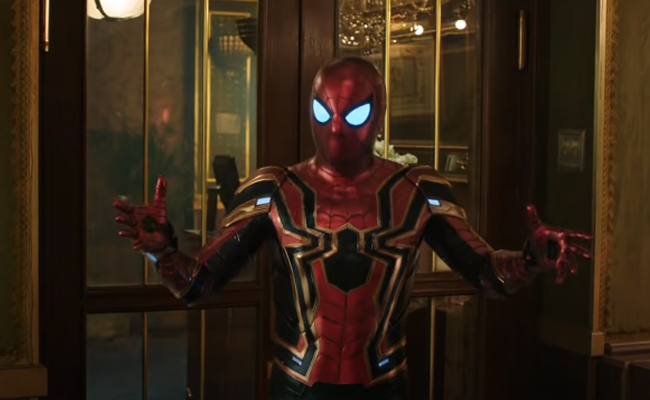 Spider-Man Tom Holland Bulks Up For No Way Home