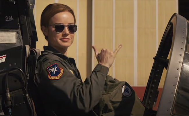 Captain Marvel 2 Includes Oscar-Nominated Cinematographer