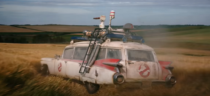 Ghostbusters Afterlife Ecto-1