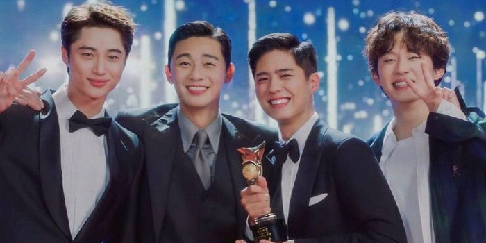record of youth park bogum and park seojoon