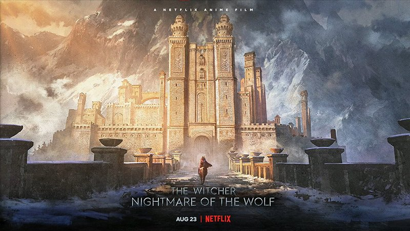 Witcher Nightmare of the Wolf