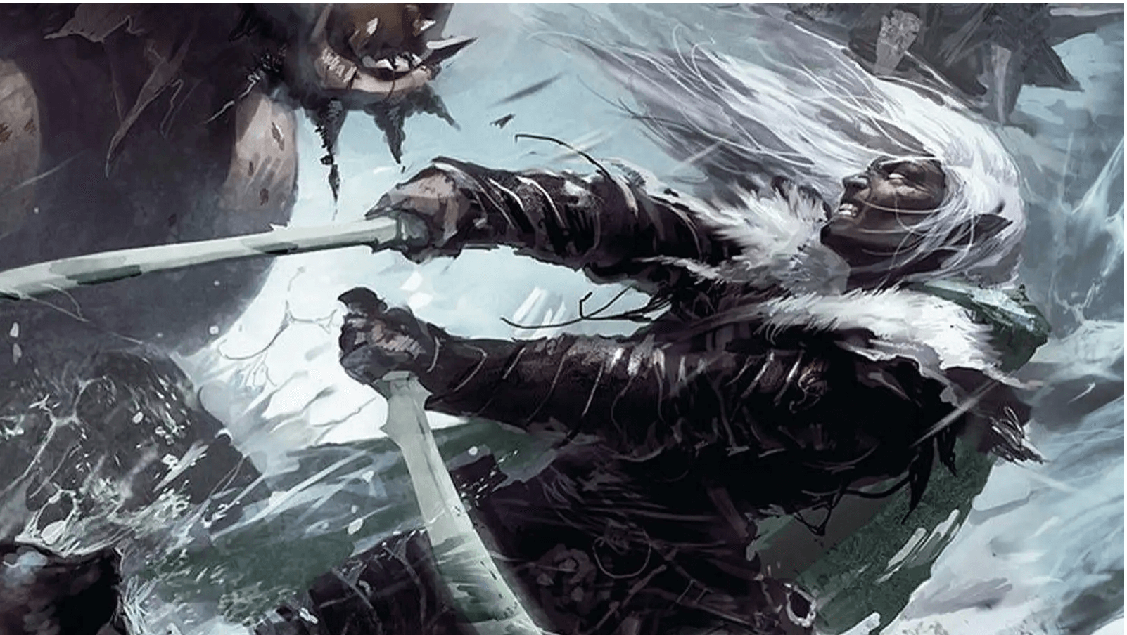 Dungeons & Dragons Drizzt
