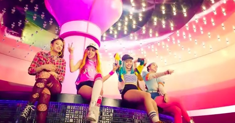 BLACKPINK celebrates great Spotify triumph with BOOMBAYAH