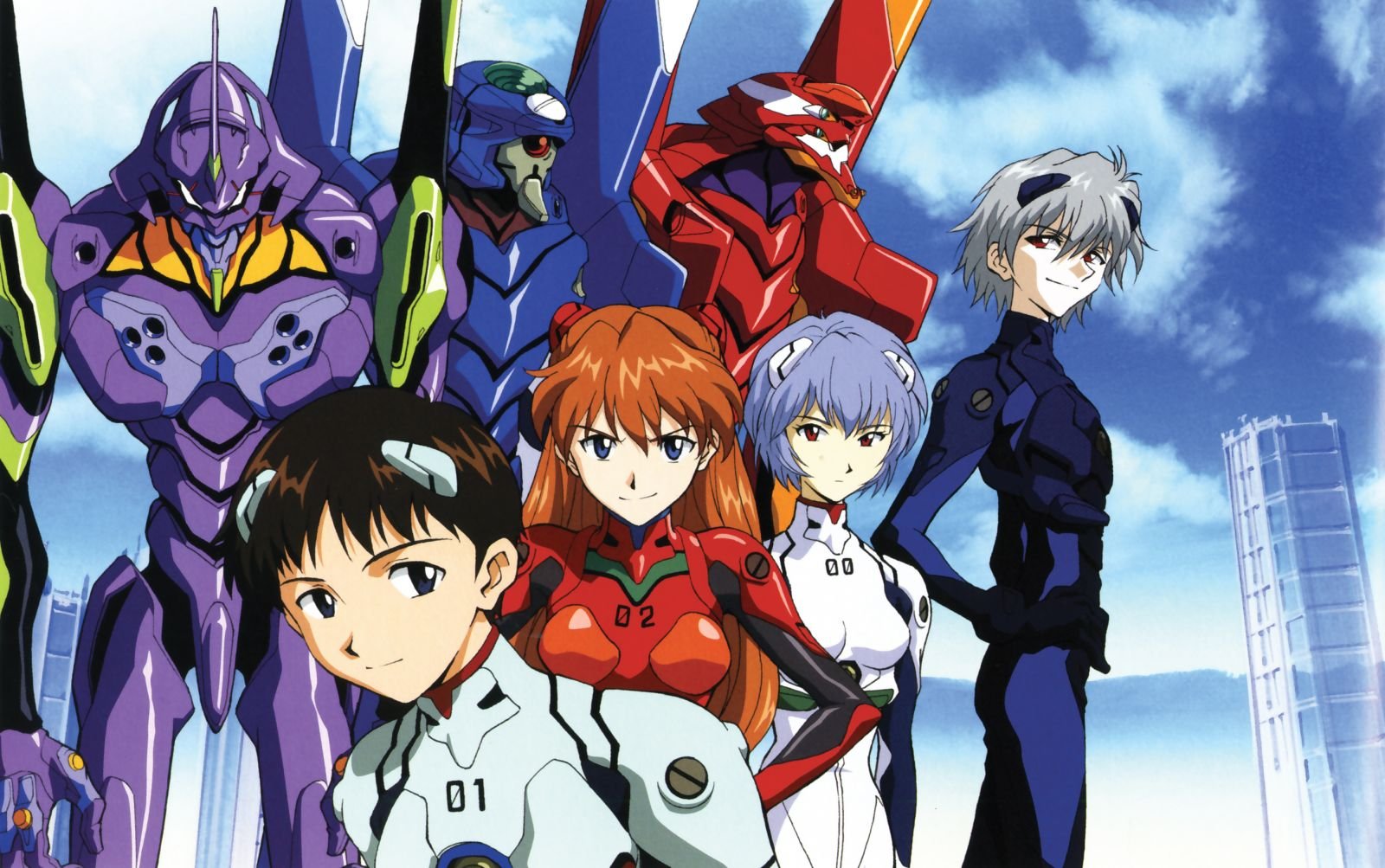 Image result for humans sci fi anime