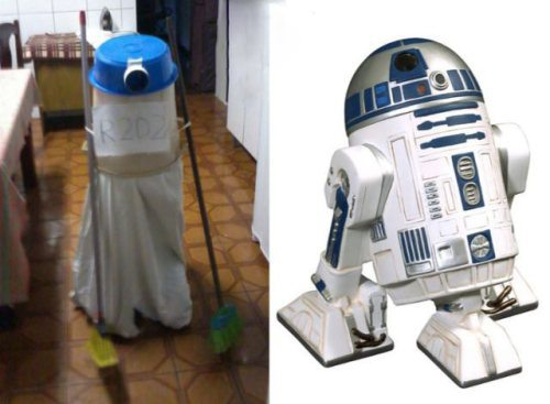 15 Low Budget Star Wars Costumes That Blur The Line Between