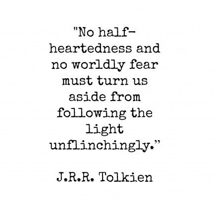 Epicstream Gorgeous Tolkien Quotes