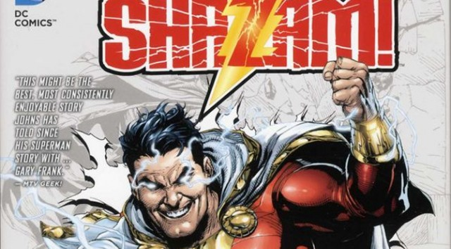It Was When The Character Relaunched By Geoff Johns And Gary Frank For New 52 That Captain Marvel Officially Renamed Shazam
