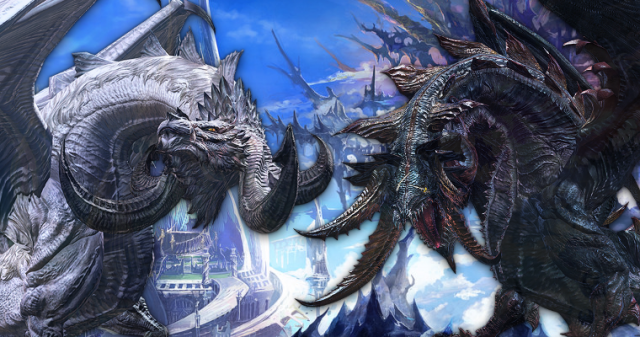final fantasy 14 how to get to heavensward areas