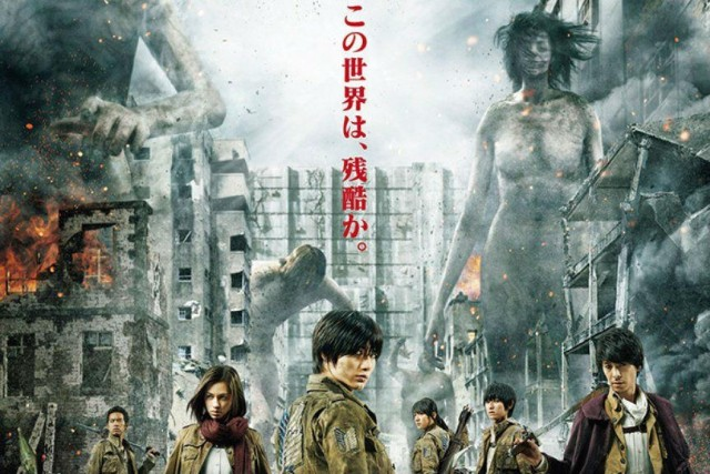 Watch Attack On Titan Live Action Sub Online - Soul
