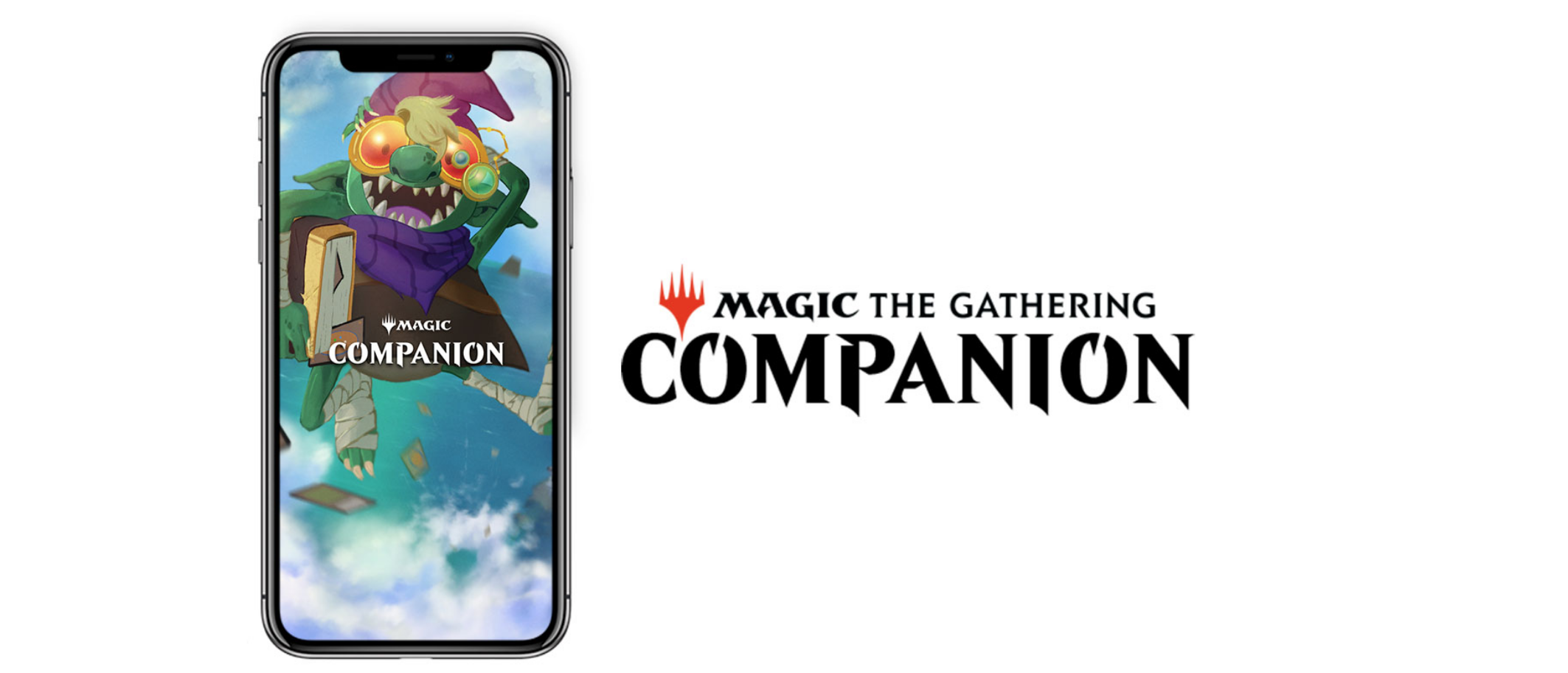 The Official Magic: The Gathering Companion App is Now