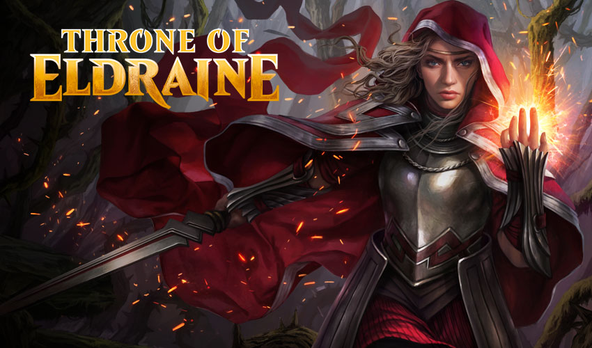 Image result for throne of eldraine