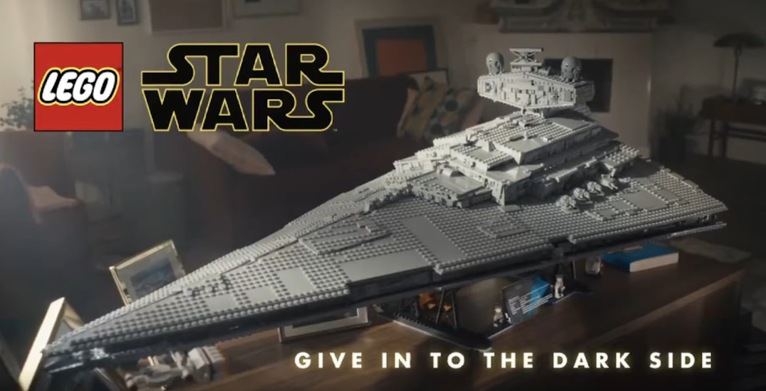 Star Wars: LEGO Officially Unveils UCS Imperial Star Destroyer