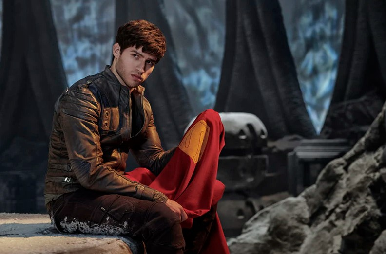 Image result for 'Krypton' Star Almost Appeared in The CW's