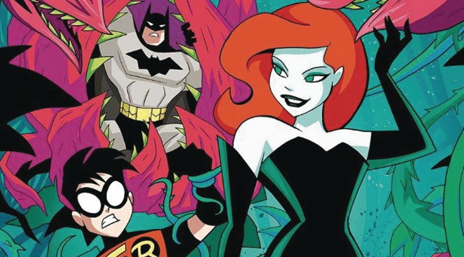 Birds Of Prey Poster May Tease Poison Ivy And Catwoman S Arrival