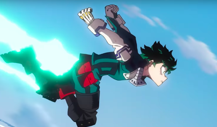 my hero academia: heroes rising - photo #23