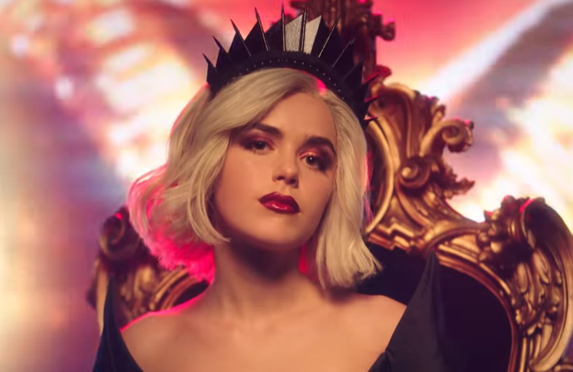 Chilling Adventures Of Sabrina Gets Infectious Straight To