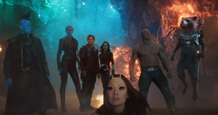 Guardians Of Galaxy Stream