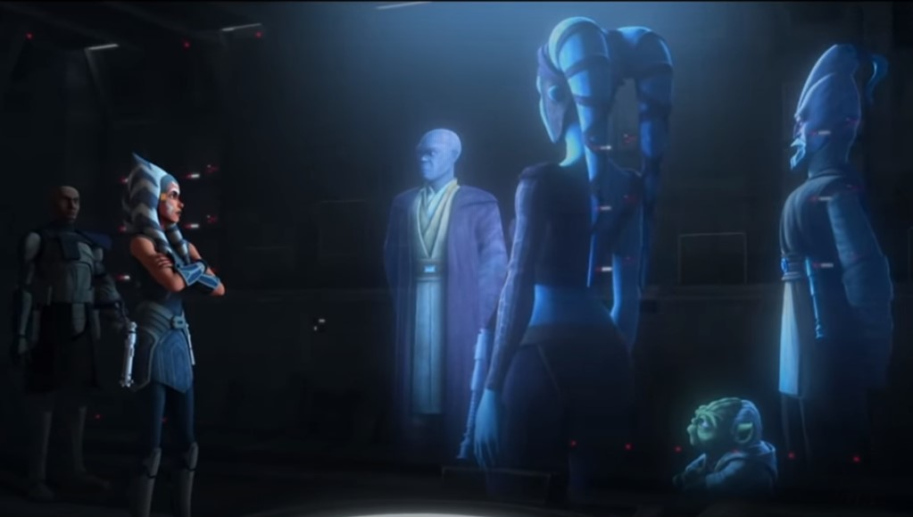 Star Wars The Clone Wars Reveals A Different Side Of Important Revenge Of The Sith Scene