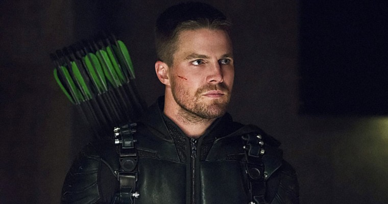 Green Arrow Stream