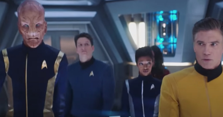 Star Trek Discovery Stream