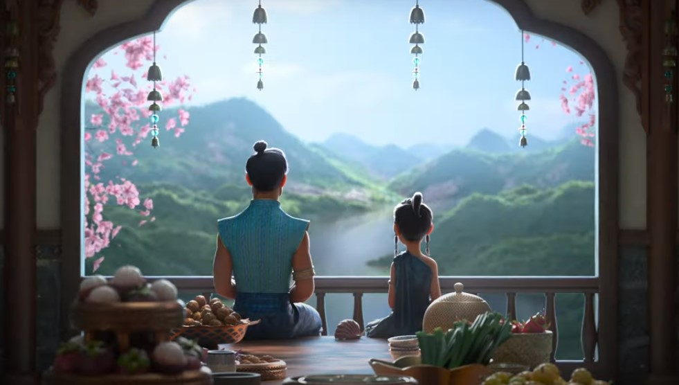 Raya and the Last Dragon Big Game Ad Puts the Focus on Family