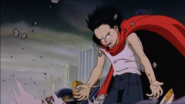Akira-Still from the 1988 adaptation