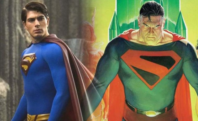 Brandon Routh to Play Kingdom Come Superman in The CW's ...