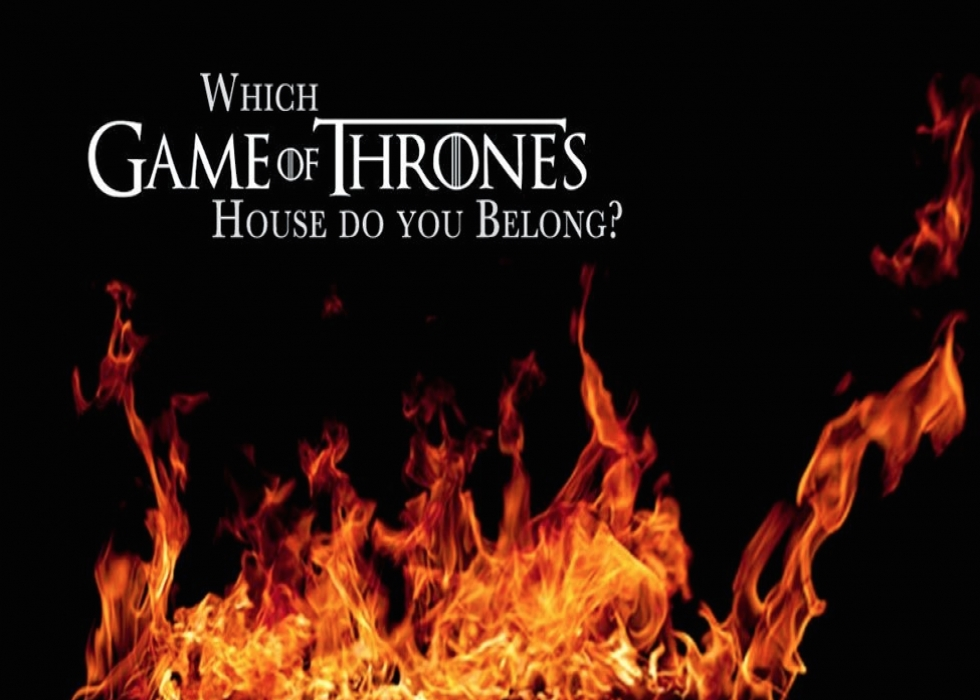 I Belong In House Tyrell Which Game Of Thrones House Do You Belong In
