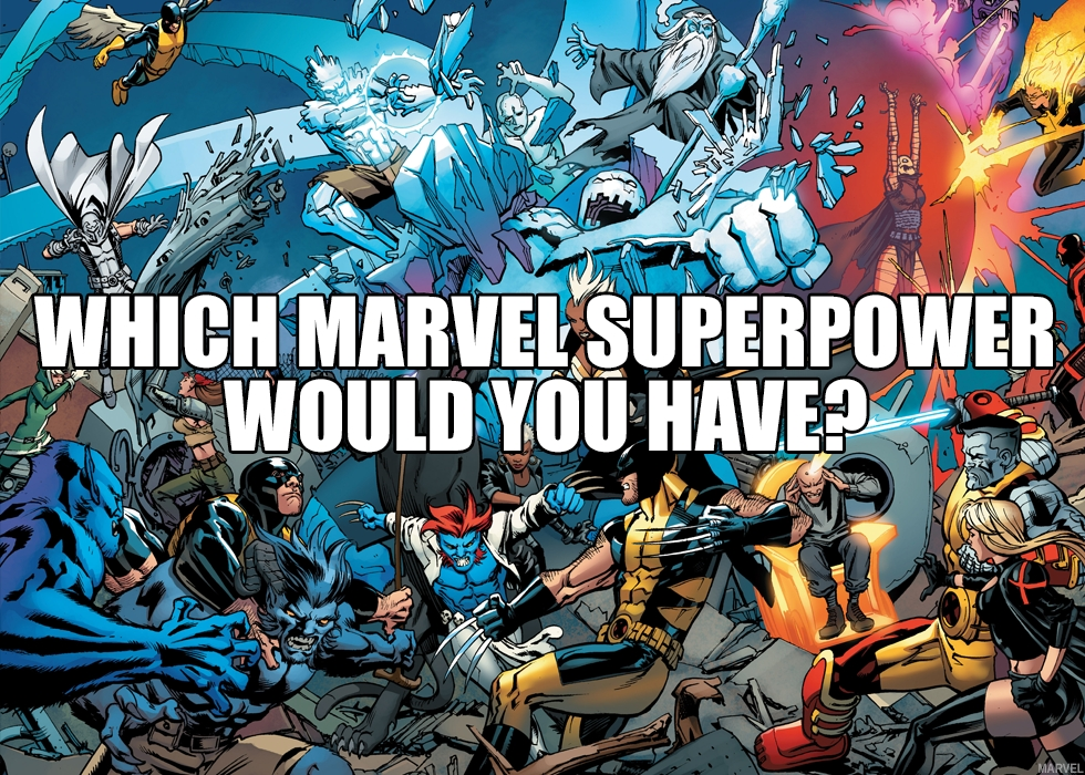Which Marvel Character Matches Your Personality?