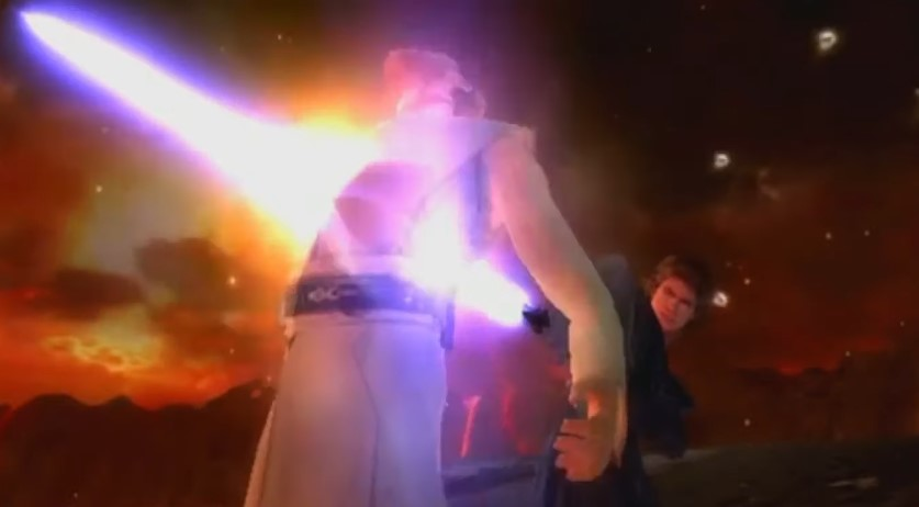 Watch Star Wars Revenge Of The Sith Game Has An Alternate Ending Revealing What Happens If Obi Wan Lost To Anakin