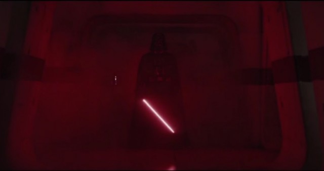 Check Out Rogue One Darth Vader Scene Mashed Up With New Hope Opening