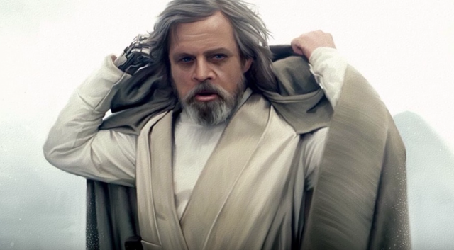 How Powerful is Luke Skywalker in Star Wars: Episode VIII?